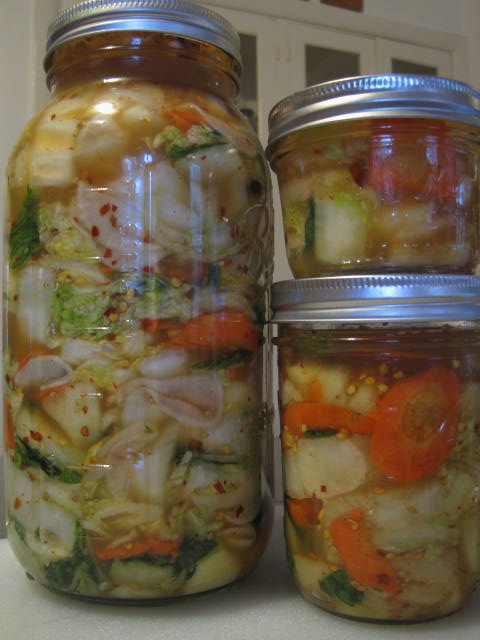 Kimchi: The Prettiest Ferment | Lost Arts Kitchen
